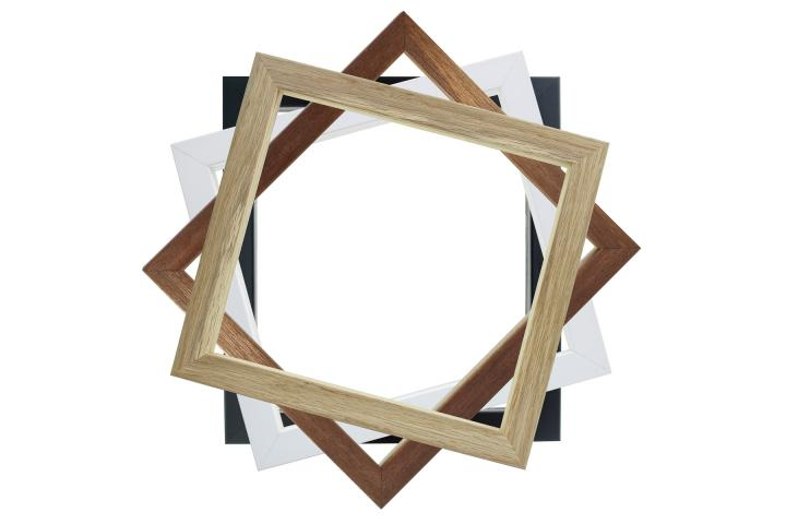 Hand made  Floating Frames (Home Decor)