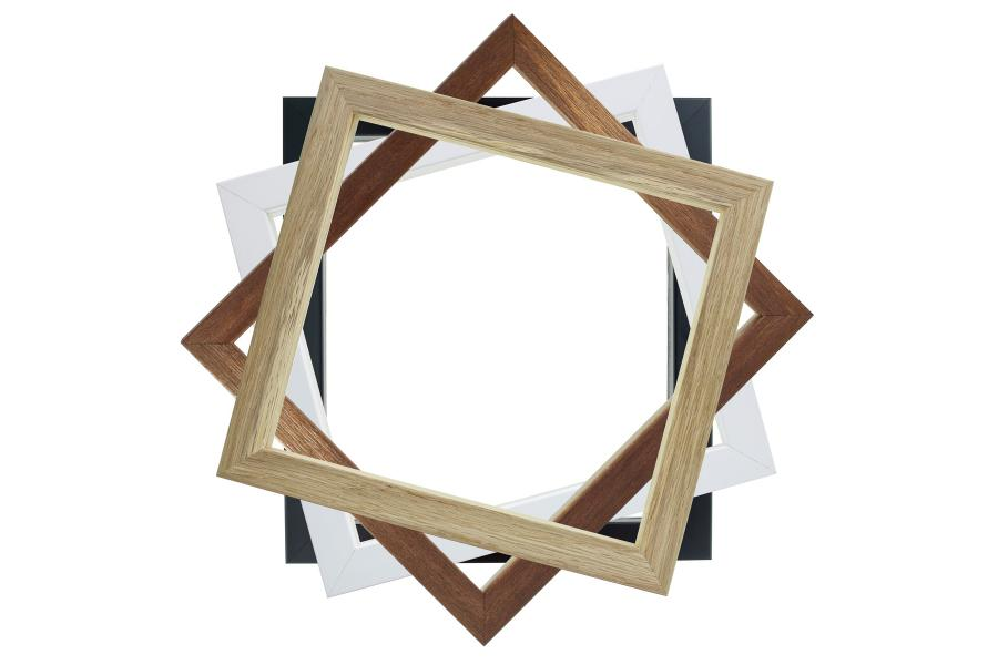 FLOATING FRAMES | Hand made by Twenty Fingers