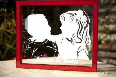 Children Photo Papercut