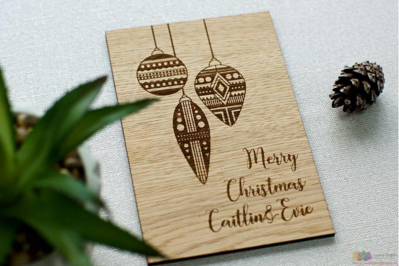 Greeting Cards – 5 Reasons to Say It with Wood