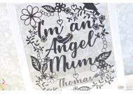 I'm an angel mum